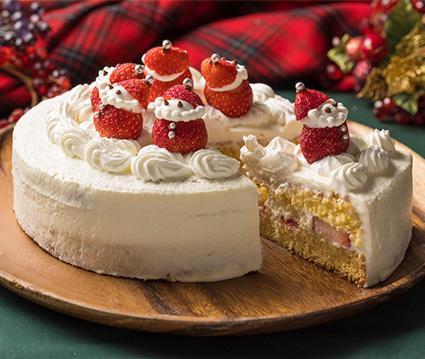 レシピ ショート ケーキ
